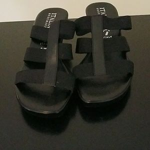 Italian sandals, made in italy.
